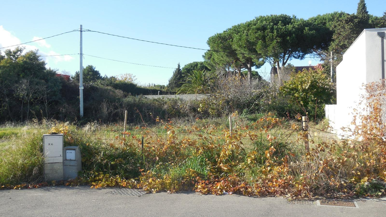 Vente terrain de 400 m2 for Gartengestaltung 400 m2